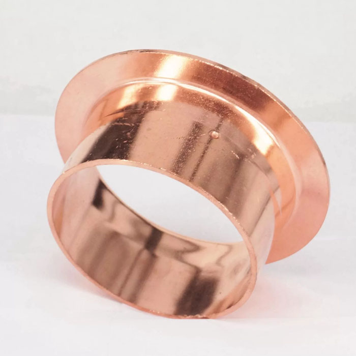 Copper Nickel Stub End