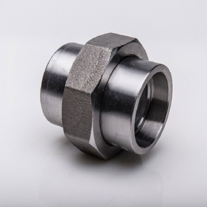 High Nickel Alloy Forged Unions